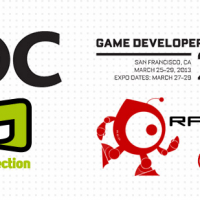 R.E.D. @ GDC 2013 and Game Connection