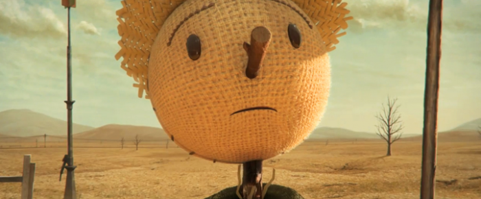 """Eye Candy: """"The Scarecrow"""""""