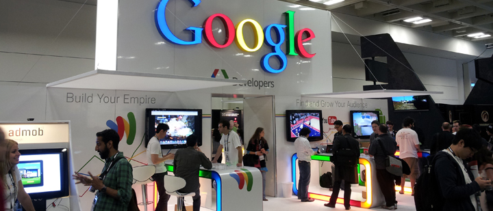 Google Mobile Booth
